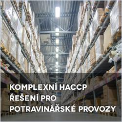 HACCP řešení