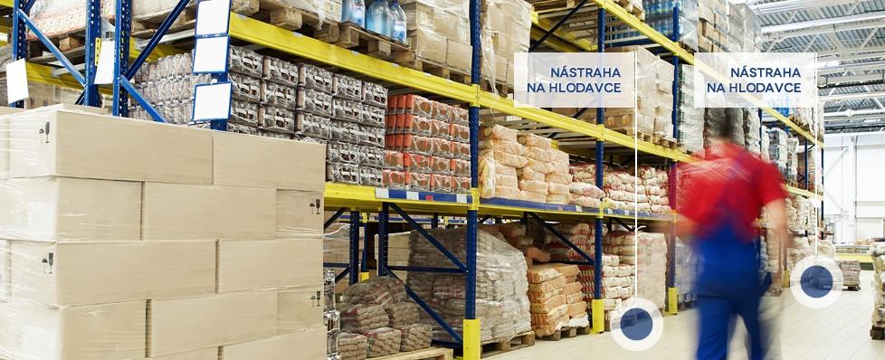 Řešení pro potravinářské provozy